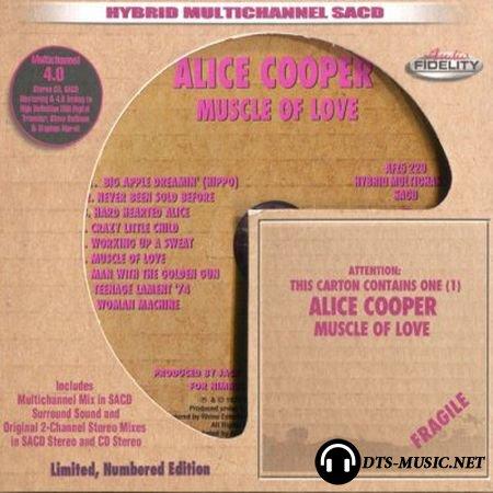 Alice Cooper - Muscle of Love (2015) SACD-R