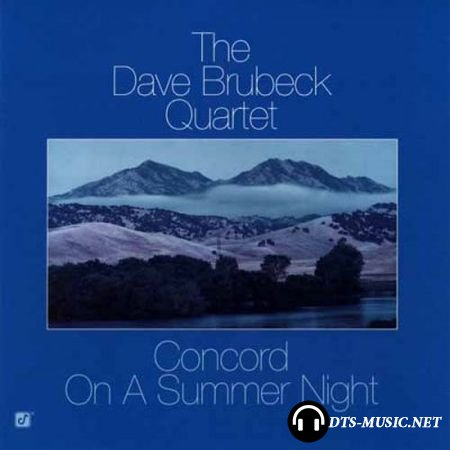 The Dave Brubeck Quartet - Concord On A Summer Night (2003) DTS 5.1