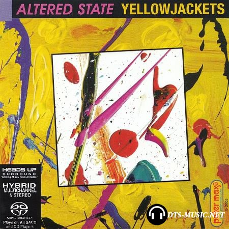 Yellowjackets – Altered State (2005) SACD-R