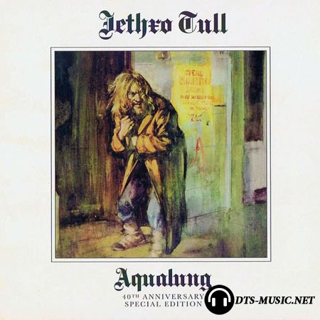 Jethro Tull - Aqualung (40th Anniversary New Mixes) (1971,2011) SACD-R
