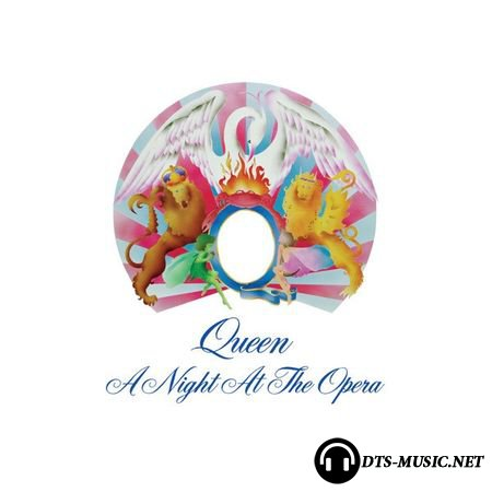 Queen - A Night at the Opera (1975) DVD-Audio