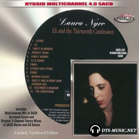 Laura Nyro - Eli And The Thirteenth Confession (2016) SACD-R