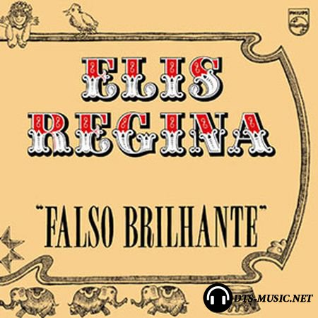 Elis Regina - Falso Brilhante (1976) DVD-Audio