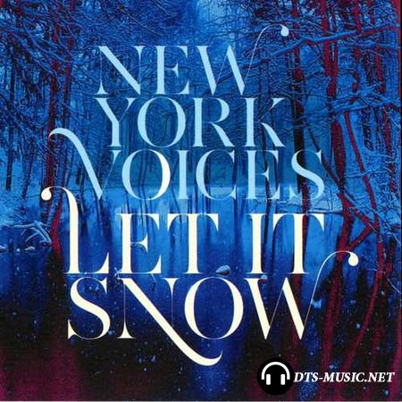 New York Voices - Let It Snow (2013, 2014) SACD-R