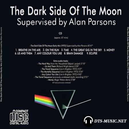 Pink Floyd - Dark Side Of The Moon - Alan Parsons mix (1973) DVD-Audio