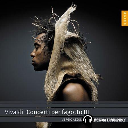 Vivaldi - Concerti per fagotto III - Sergio Azzolini, L'Aura Soave Cremona (2012) SACD-R