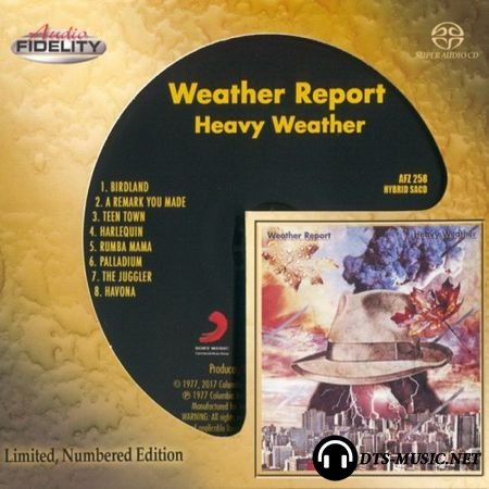 Weather Report – Heavy Weather 1977 (2017) Limited Edition SACD-R