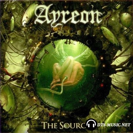Ayreon - The Source (2017) AudioDVD