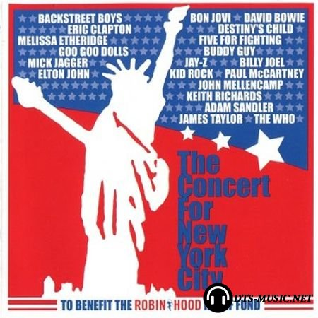 VA - The Concert For New York City (2001) SACD-R