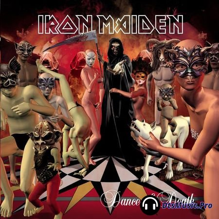 Iron Maiden – Dance of Death 2003 (2004) DVD-Audio