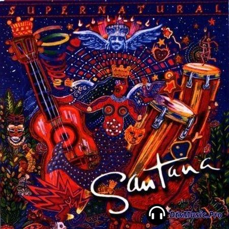 Santana - Supernatural (2003) DVD-Audio
