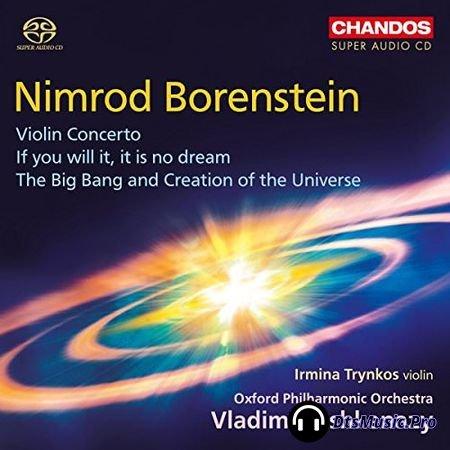 Irmina Trynkos, Oxford Philharmonic Orchestra and Vladimir Ashkenazy - Borenstein: Violin Concerto (2017) SACD-R