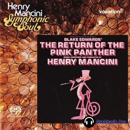 Henry Mancini - Return of the Pink Panther and Symphonic Soul (1975, 2017) SACD-R
