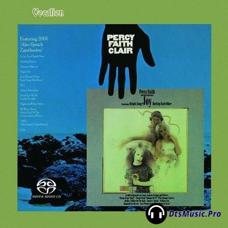 Percy Faith - Clair and Joy (1972-73) (2018) SACD-R