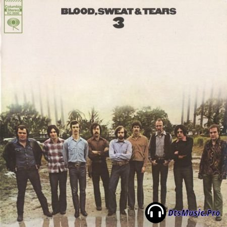 Blood, Sweat and Tears - Blood, Sweat and Tears 3, 1970 (2017) SACD-R