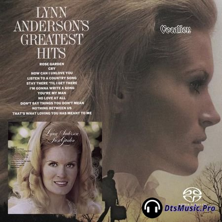 Lynn Anderson - Rose Garden and Greatest Hits 1970-72 (2018) SACD-R