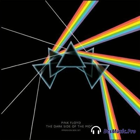 Pink Floyd - The Dark Side Of The Moon (2011) DVD-Audio + Audio-DVD