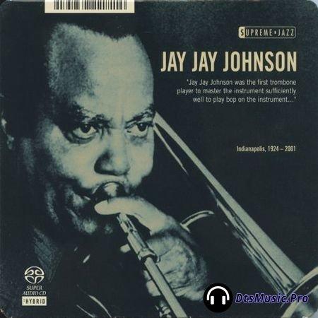 Jay Jay Johnson - Supreme Jazz (2006) SACD-R