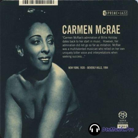 Carmen McRae - Supreme Jazz (2006) SACD-R
