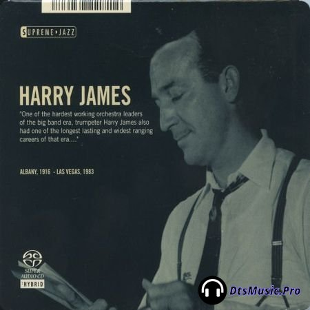 Harry James - Supreme Jazz (2006) SACD-R