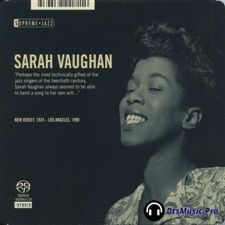 Sarah Vaughan - Supreme Jazz (2006) SACD-R