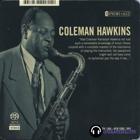Coleman Hawkins - Supreme Jazz (2006) SACD-R