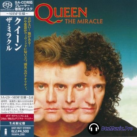 Queen - The Miracle (2012) SACD-R