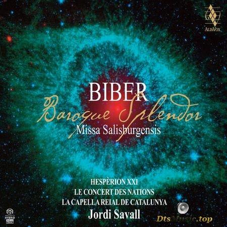 Jordi Savall - Biber: Missa Salisburgensis - Battalia (2015) (24bit Hi-Res) Edition 5.1 FLAC