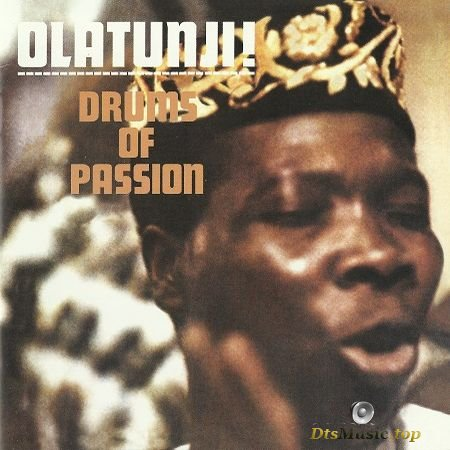 Babatunde Olatunji – Drums of Passion (1960, 2002) SACD-R