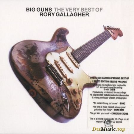 Rory Gallagher - Big Guns - The Very Best Of (2005) SACD-R