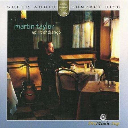 Martin Taylor - Spirit of Django (2004) SACD-R