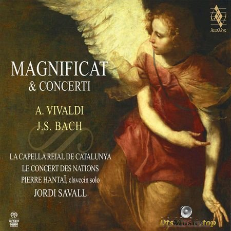 Jordi Savall – Bach-Vivaldi: Magnificat & Concerti (2014) (24bit Hi-Res, Edition 5.1) FLAC