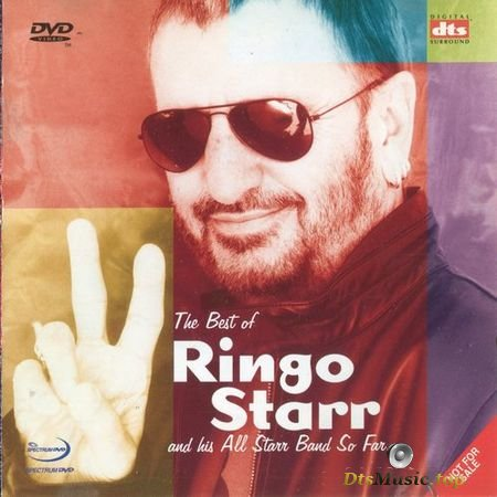 Ringo Starr - The Best (2001) DVD-Video