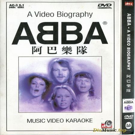 ABBA - Video Biography Karaoke (2010) DVD-Video