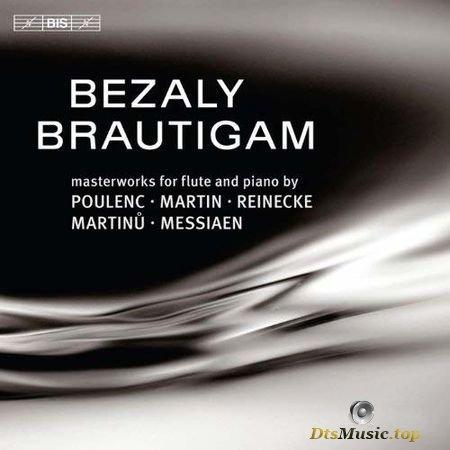 Sharon Bezaly & Ronald Brautigam – Martinu, Reinecke, Poulenc, Martin, Messiaen: Masterpieces for Flute & Piano 2 (2010) SACD-R