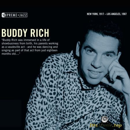 Buddy Rich – Supreme Jazz (2006) SACD-R