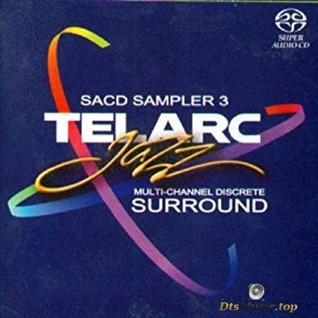 VA – Telarc Jazz Sampler 3 (2004) DTS 5.1 (image+cue)
