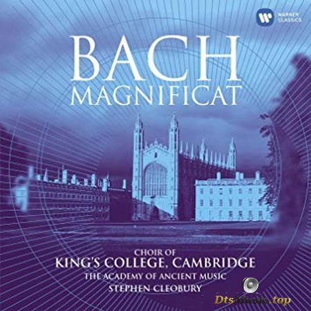 Bach - Magnificat (2000) DVD-Audio + Audio-DVD