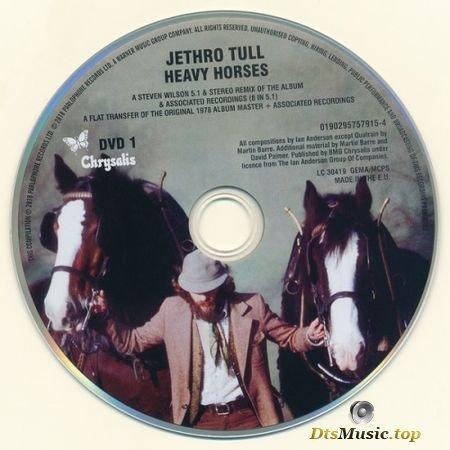Jethro Tull - Heavy Horses (New Shoes Edition) DVD1 (2018) DVD-Audio