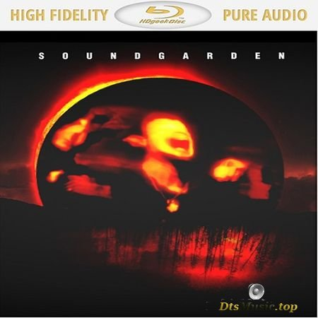 Soundgarden - Superunknown (1994, 2014) Blu-Ray