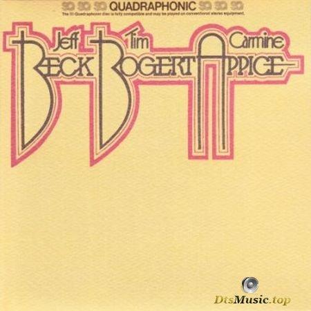 Beck, Bogert & Appice - Beck, Bogert & Appice (2016) SACD-R