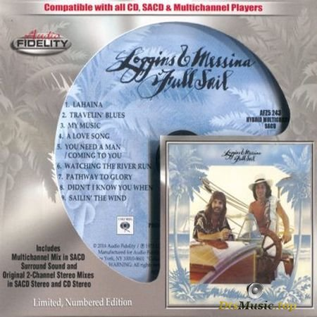 Loggins and Messina - Full Sail (2016) SACD-R
