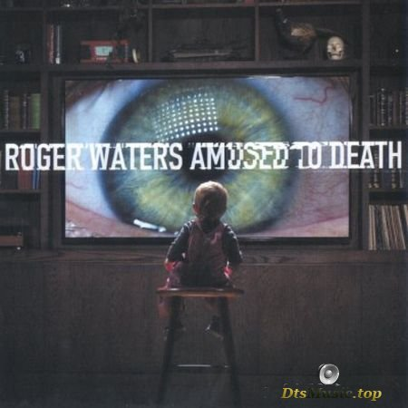 Roger Waters - Amused To Death (2015) SACD-R
