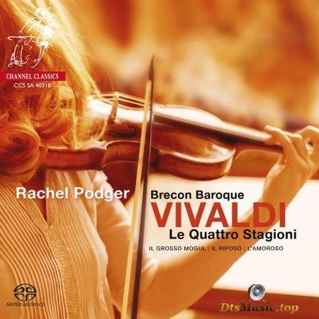 Vivaldi – Le Quattro Stagioni, Violin Concertos RV 270, 271, 208 (Rachel Podger, Brecon Baroque) (2018) SACD-R