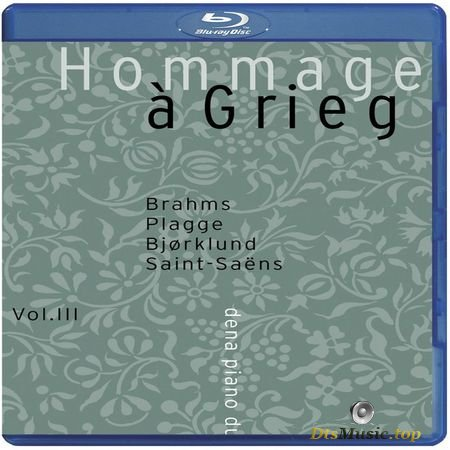 VA - Hommage a Grieg: Vol. III - 2L Audiophile Reference Recordings (2011) Blu-Ray