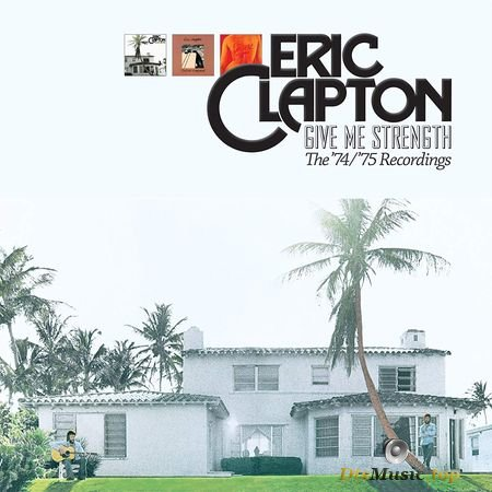Eric Clapton - Give Me Strength - The '74/'75 Recordings (1974, 1975, 2013) Blu-ray