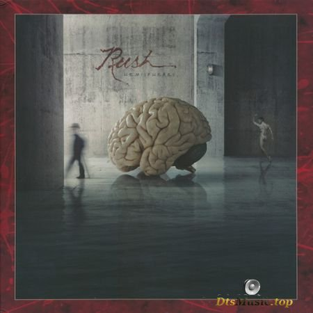 Rush - Hemispheres (40th Anniversary Edition) (1978, 2018) Blu-ray