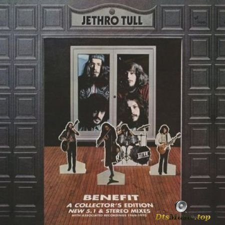 Jethro Tull - Benefit (A Collector's Edition) (2013) DTS 5.1