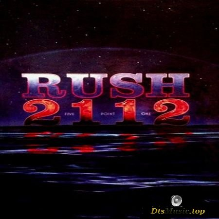 Rush - 2112 (Deluxe edition) (1976, 2012) Blu-Ray