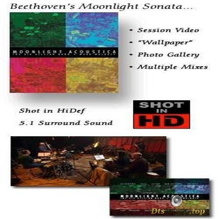 The AIX All Star Band (Mark Waldrep) - Moonlight Acoustica (2006) DVD-Audio